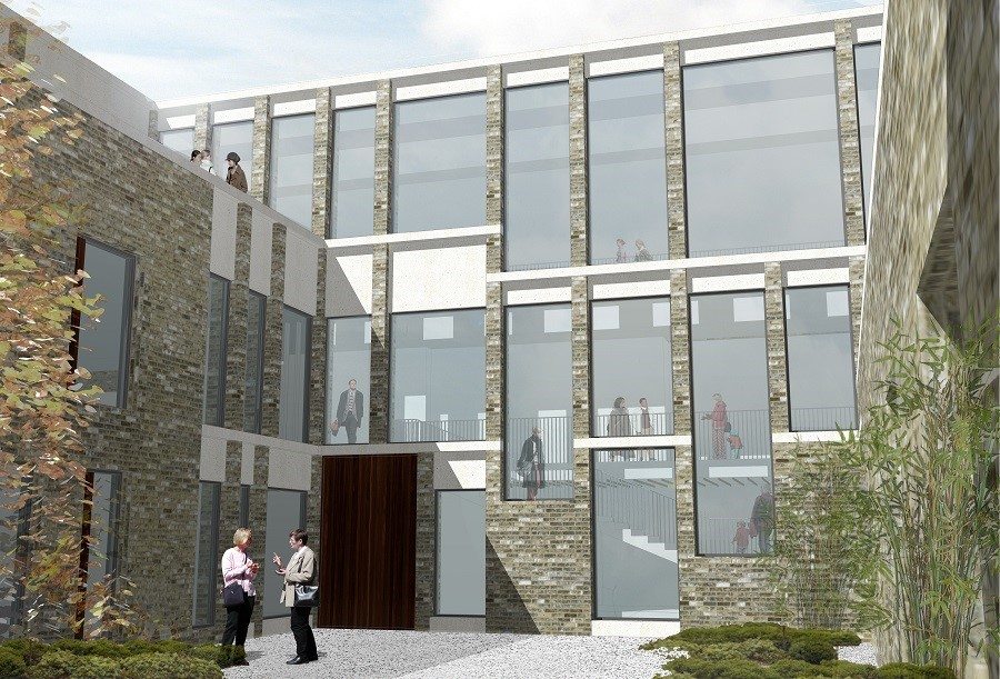 News Item: New Gorbals Health and Care Centre