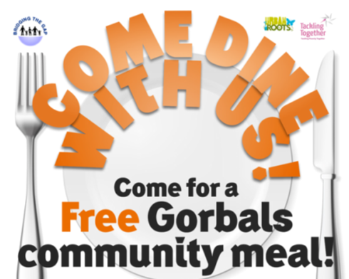 News Item: Free Gorbals Community Meal