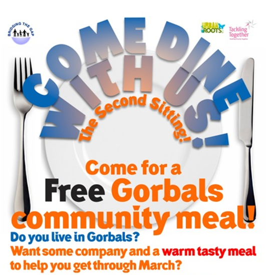 News Item: Gorbals Community Meal