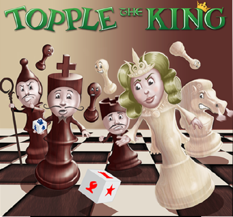 News Item: Can You Topple the King?