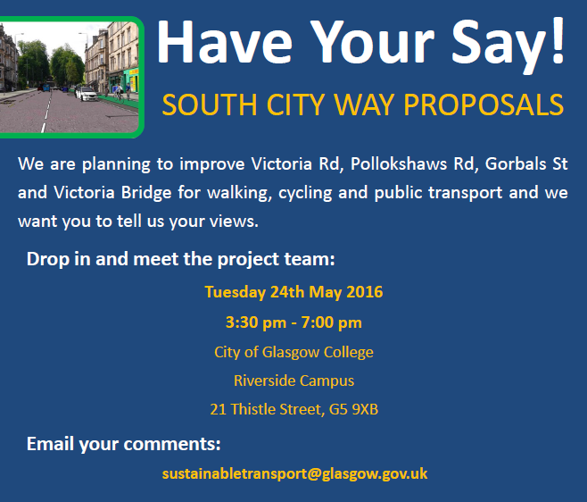 News Item: Have Your Say On Local Transport