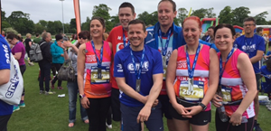 News Item: New Gorbals Harriers Raise Over £4300