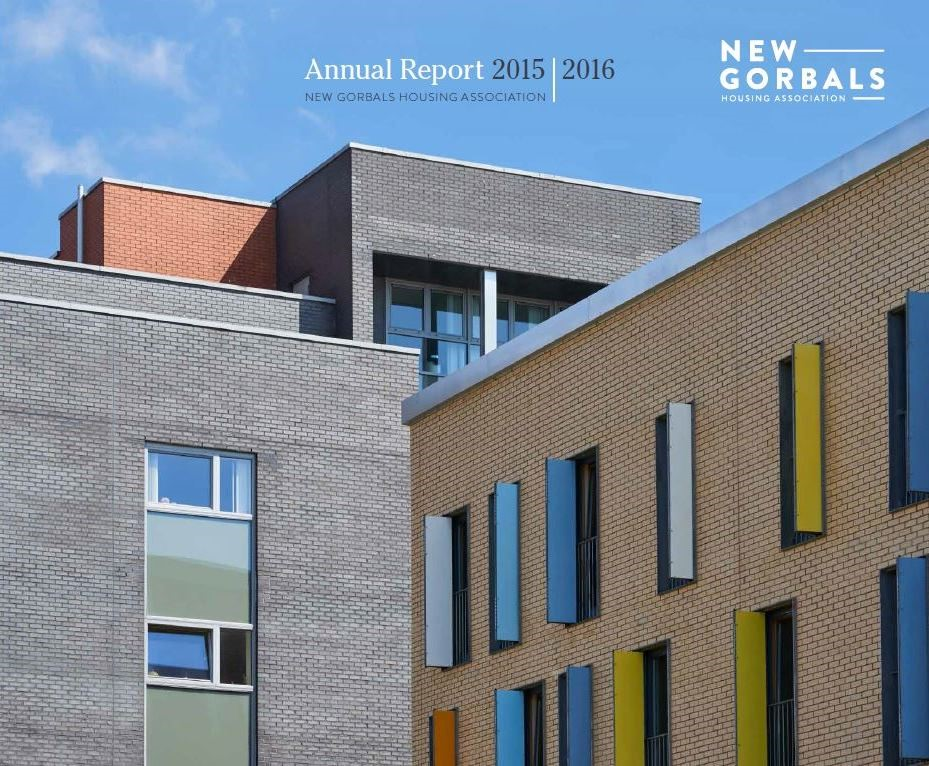 Our Annual Report 2015/16