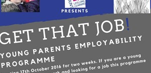 News Item: Young Parents Employability Programme