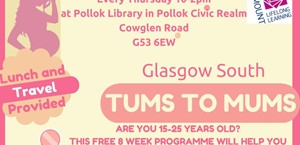 News Item: Tums to Mums - Glasgow South