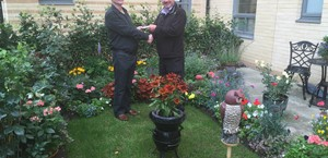 News Item: Our Garden Competition Winner