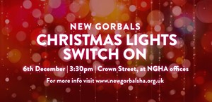 News Item: Gorbals Christmas Lights and Fair