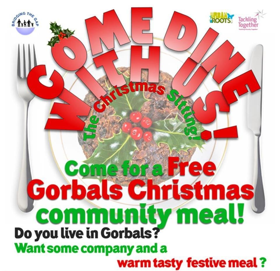 News Item: Come Dine With Us - The Christmas Sitting