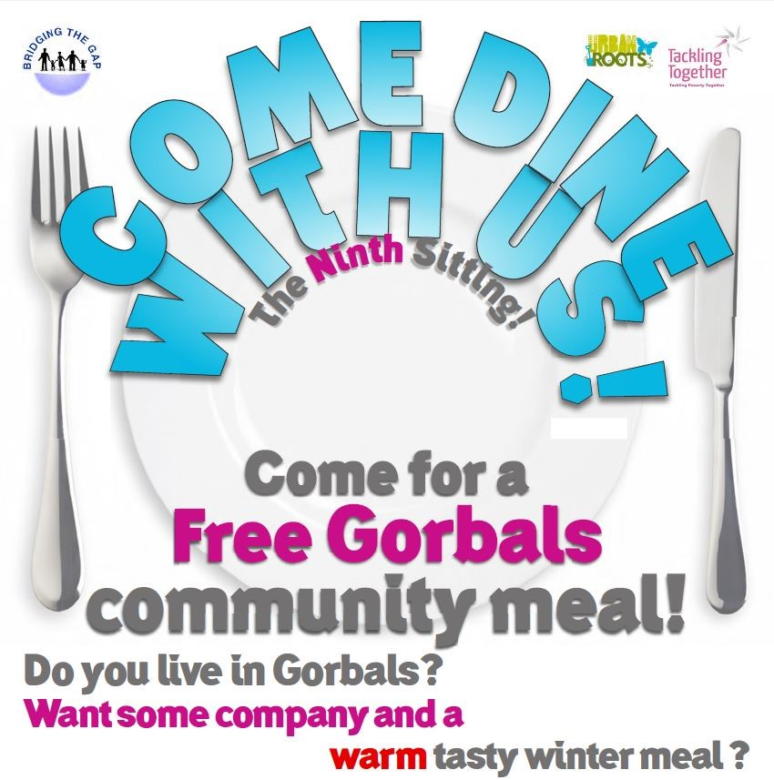 News Item: Free Community Meal