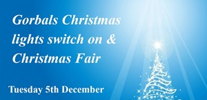 News Item: Christmas Lights Switch On and Fair