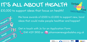 News Item: Gorbals Ideas Fund – It's All About Health