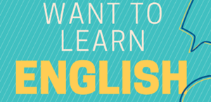 News Item: Want to learn English?