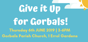 News Item: Give it up for Gorbals!